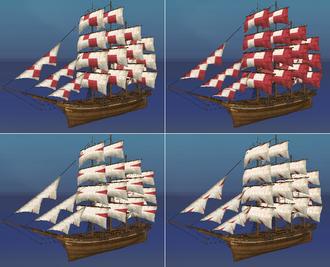帆塗料その13