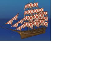 帆塗料その17